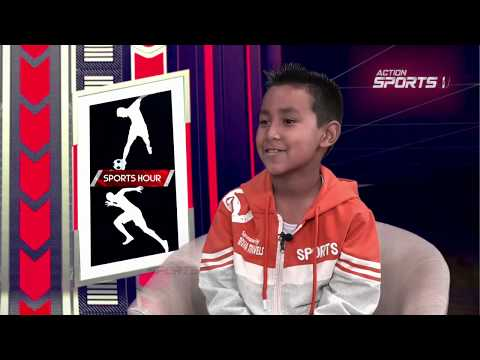 Sports Hour With Aryan Ranjit || Action Sports HD
