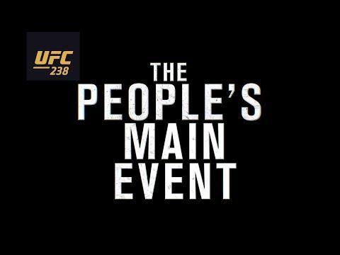 UFC 238: Ferguson vs Cowboy – The People's Main Event