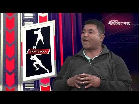 Sports Hour With Sajan Shrestha  || Action Sports HD