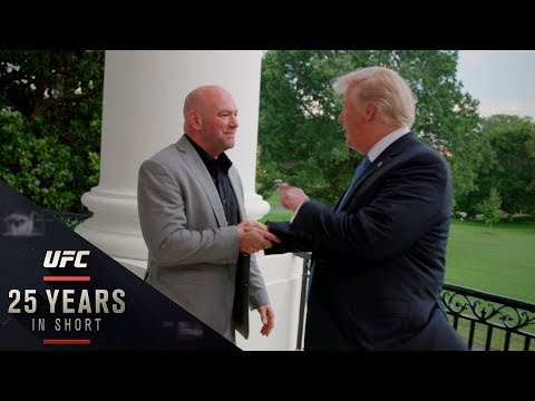 COMBATANT IN CHIEF: The Story of Donald Trump's History in Combat Sports