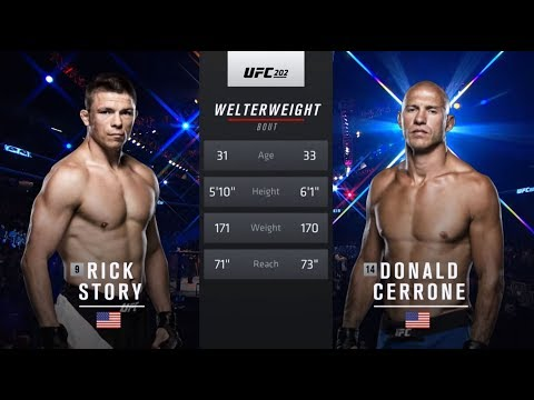 UFC 238 Free Fight: Donald Cerrone vs Rick Story
