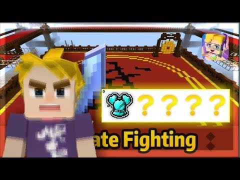 TRYHARD in Ultimate Fighting – Blockman GO:Blocky Mods