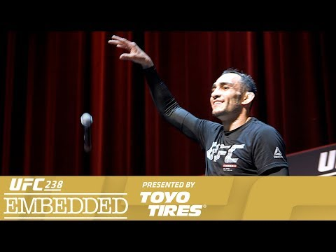 UFC 238 Embedded: Vlog Series – Episode 4