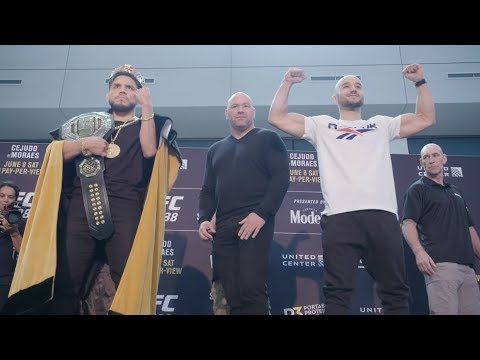 UFC 238: Media Day Faceoffs