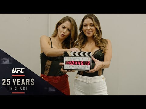 THE O.G.s: The Story of the UFC's Octagon Girls