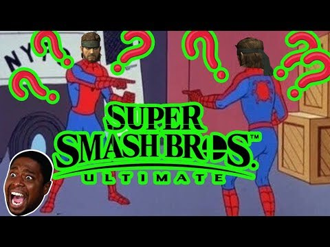HOW IT FEELS FIGHTING SOMEONE WHO PLAYS YOUR CHARACTER! (SMASH ULTIMATE)