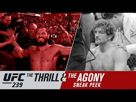 UFC 239: The Thrill and the Agony – Sneak Peek