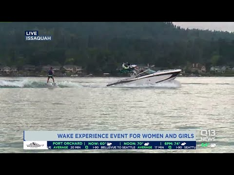 Sister in Action Sports Wake Experience