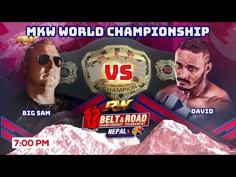 MKW  Belt & Road Championship Tournament Nepal EP.04  || Action Sports