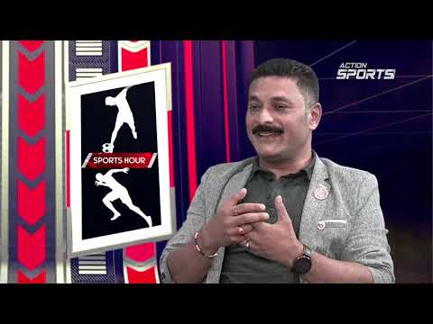 Sports Hour With Dinesh Raj Bhandari    || Action Sports HD