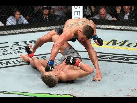 Anthony Pettis Top 5 Finishes