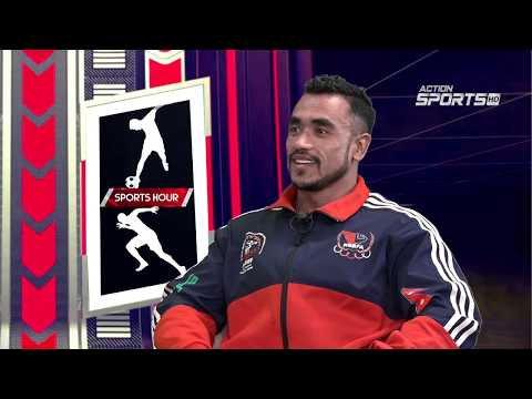 Sports Hour With Samir Shrestha || Action Sports HD