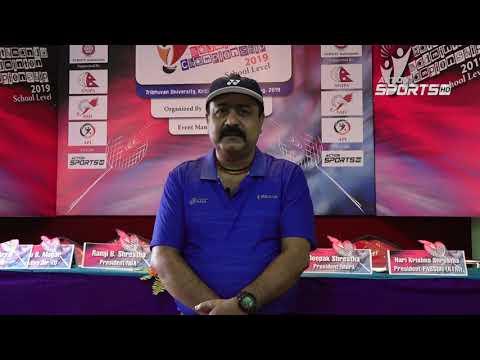 """ Kathmandu Badminton Championship 2019 "" || Uday Aryal || Action Sports"
