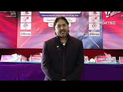 """ Kathmandu Badminton Championship 2019 "" || Ramji Bahadur Shrestha || Action Sports"