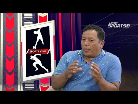 Sports Hour With Chhultim Gyalzen Sherpa  || Action Sports HD