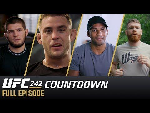 UFC 242 Countdown: Full Episode