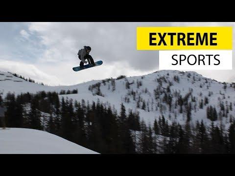 Extreme Sports || JukinVideo