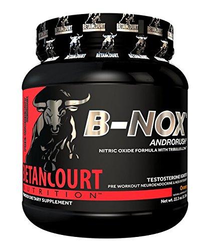 Betancourt Nutrition B Nox Workout Servings