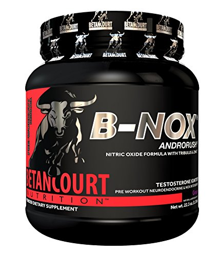Betancourt Nutrition B Nox Workout Servings