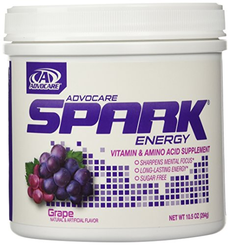 AdvoCare Spark Energy Drink Canister