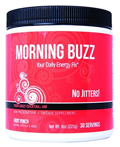 Morning Buzz Alertness Stamina Strength