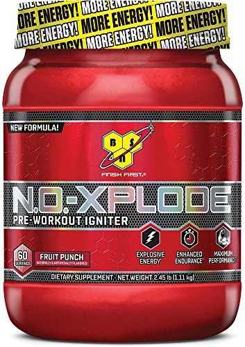 BSN N XPLODE Fruit Servings