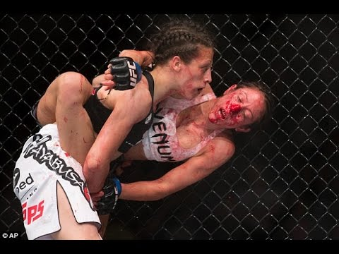 Best Female / Women UFC Knockouts || NEW 2016