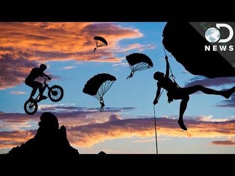Why Are We Addicted To Extreme Sports?