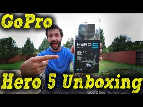 GoPro Hero 5 – Unboxing and Review – BEST ACTION SPORTS CAMERA EVER?!