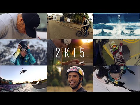 Action Sports Showreel | 2015
