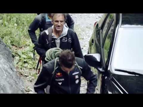 Action sports renaissance man: Hannes Arch