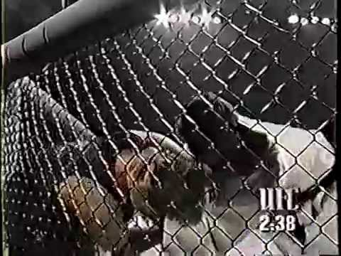 UFC Brutal Best of Video 1998