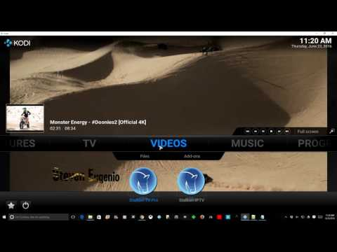 Install Extreme Sports addon for | Kodi