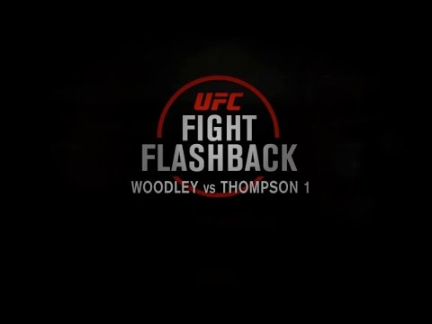 UFC Fight Flashback: Woodley vs Thompson 1 – This Monday