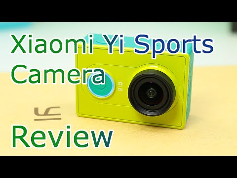 Xiaomi YI Action Sports Camera Full Review – Best GoPro alternative under 100$ in 2015 ! [HD]