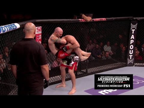 The Ultimate Fighter: Redemption – Top 8 Finishes