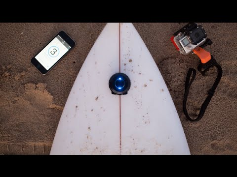 TRACE : The Action Sports Tracker (surfing)