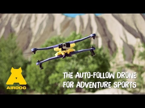 AirDog – The Action Sports Drone