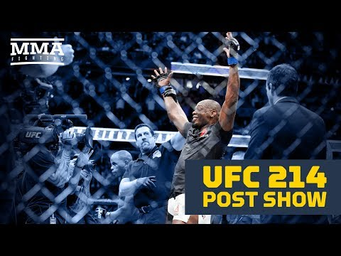 UFC 214 Post-Fight Show – MMA Fighting
