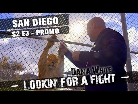 Dana White: Lookin' for a Fight – Season 2 Ep.3 – Promo