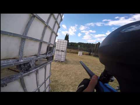 Paintball at Impact action sports