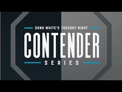 Dana White's Tuesday Night Contender Series Week 8: Pre-fight Show