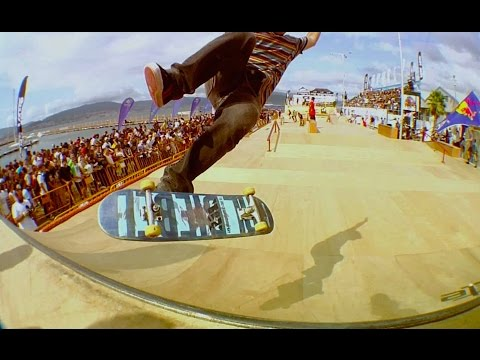 Action sports festival in Spain – O'Marisquiño 2014