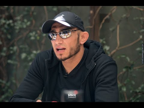 Tony Ferguson UFC 216 Media Lunch Scrum – MMA Fighting