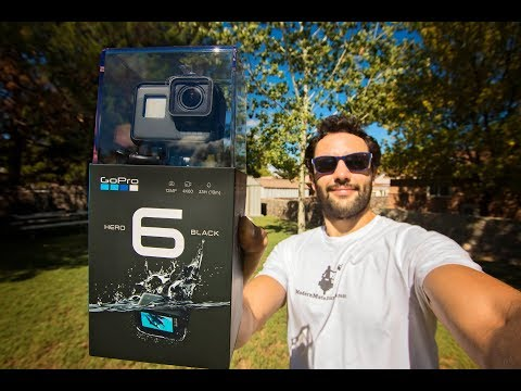 GoPro Hero 6 – Unboxing and Review – THE BEST ACTION SPORTS CAMERA IN THE WORLD