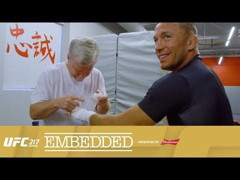 UFC 217 Embedded: Vlog Series – Episode 1