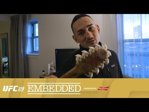 UFC 218 Embedded: Vlog Series – Episode 3