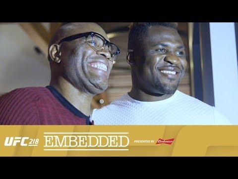 UFC 218 Embedded: Vlog Series – Episode 2