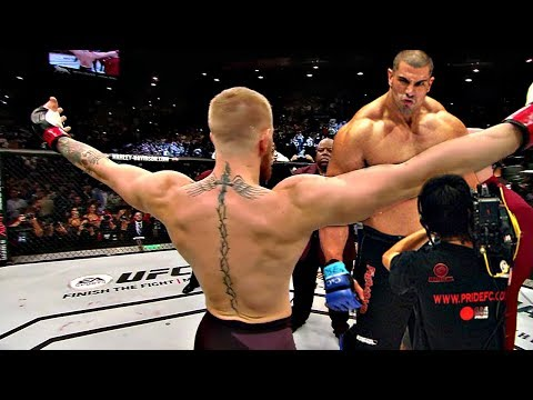 Top 20 UFC Strikes That Will Never Be Forgotten…