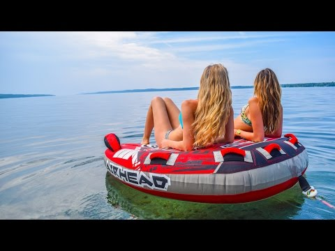Tubing Wars: Extreme Sports at a New Level!